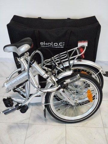 Transportní vak na skládací (e-)kola