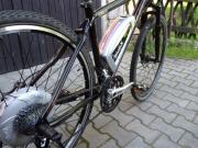 KTM carbon trek přestavba