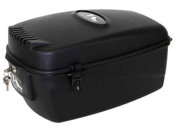 Uzamykatelný kufr na nosič 17L