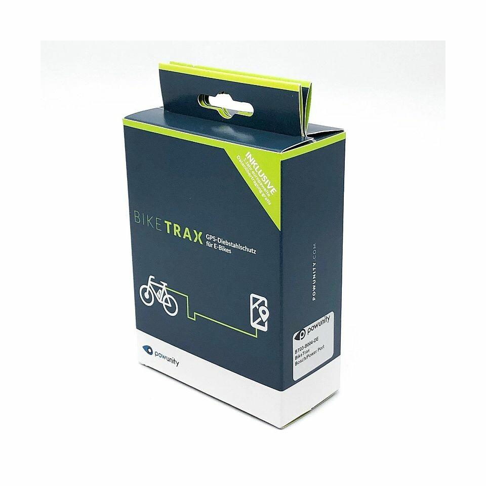 BikeTrax - velmi přesný a zcela skrytý GPS Tracker