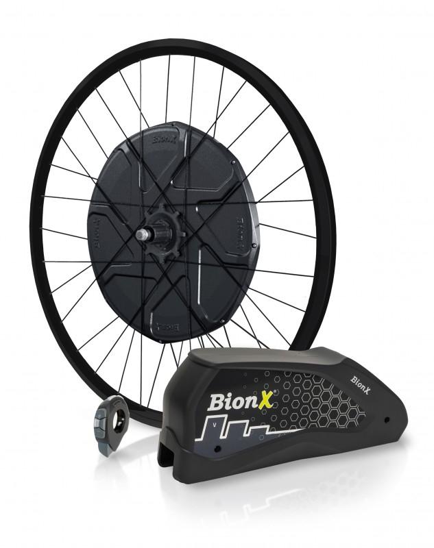 BIONX D-250DV s baterií do rámu