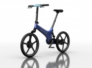 Skládací ultralehké elektrokolo Gocycle G3