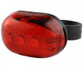 Zadní světlo 4 Race 5 LED, 4RACE
