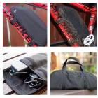 EVBIKE - obal baterie, nabíječky a přenosný vak, EV-Bike
