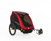 Burley Honey Bee - dětský vozík s kočárkovým setem, Burley