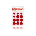 Bookman samolepící reflexní odrazky, Bookman