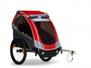 Burley Solo - odpružený dětský vozík, Burley