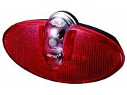 Zadní osvětlení INFINI APOLLO 1 LED na nosič